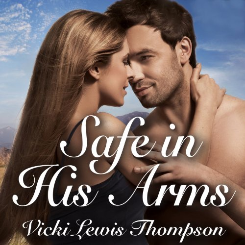 Safe in His Arms audiobook cover art