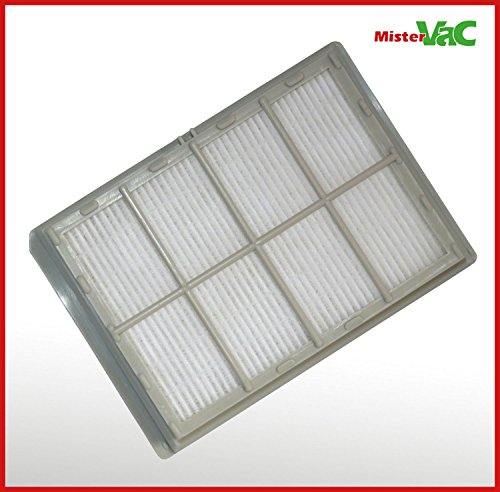 Hepa Filter geeignet Siemens VS62A09/06 Super C electronic 1500W