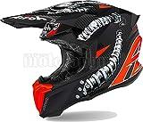 AIROH TW2B35 Casco Moto Cross Mate Twist 2.0 Bolt Talla M