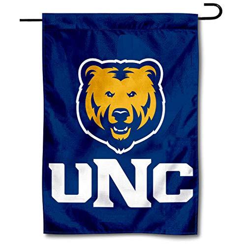 College Flags & Banners Co. Northern Colorado Bears New Logo Garden Flag