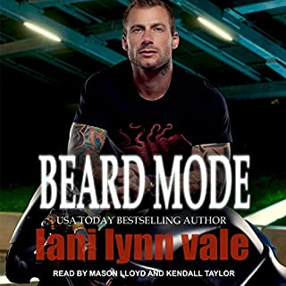Beard Mode audiobook cover art