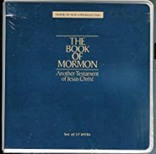 The Book of Mormon (American Sign Language, ASL)