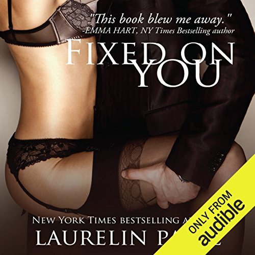 Fixed on You audiobook cover art
