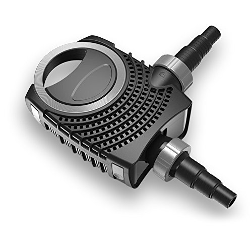 SunSun NEO-5800 SuperECO Teichpumpe Filterpumpe 5200l/h 40W