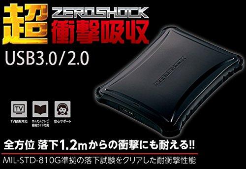ELECOM(エレコム)『ELP-ZSシリーズELP-ZS010UBK』