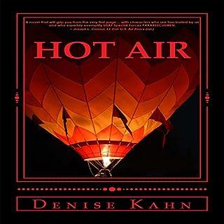Hot Air audiobook cover art