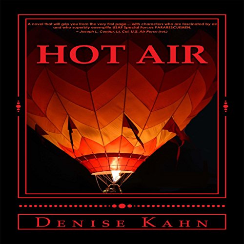 Hot Air audiobook cover art