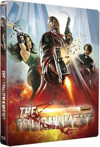 The Tournament - Exklusiv Limited Steelbook Edition (Deutsche Uncut Ausgabe) Blu-ray