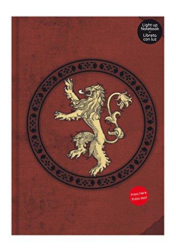 Images de Star Game of Thrones Lannister Lumineux à Ordinateur Portable