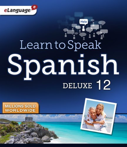 Learn to Speak Spanish Deluxe 12 [Download]