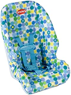 Joovy Doll Toy Booster Seat - Blue Dot