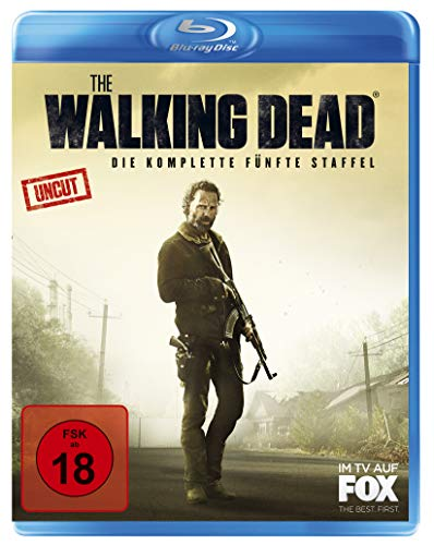 The Walking Dead - Staffel 5 [Blu-ray]