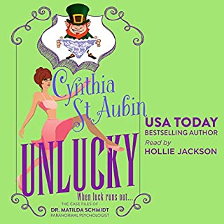 Unlucky audiobook cover art