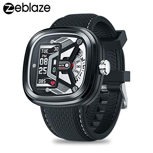 hybrid smartwatch Zeblaze HYBRID 2 Smartwatch Fitness Activity Tracker Cardiofrequenzimetro Monitor Sfigmomanometro Contapassi GPS Integrato Orologio sportivo per Donna Uomo Bluetooth 4.0 per Android & iOS