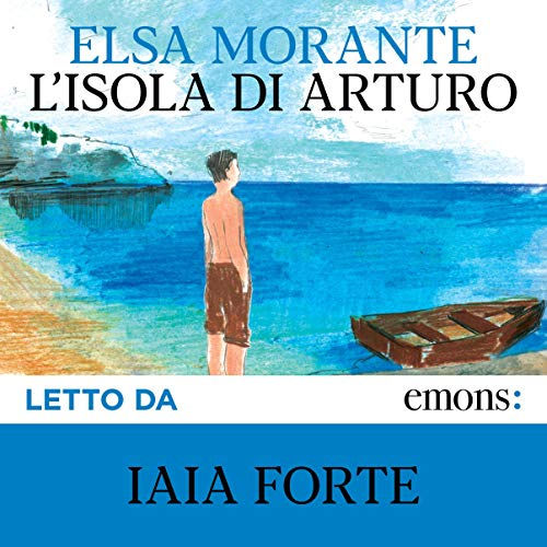 L'isola di Arturo  By  cover art
