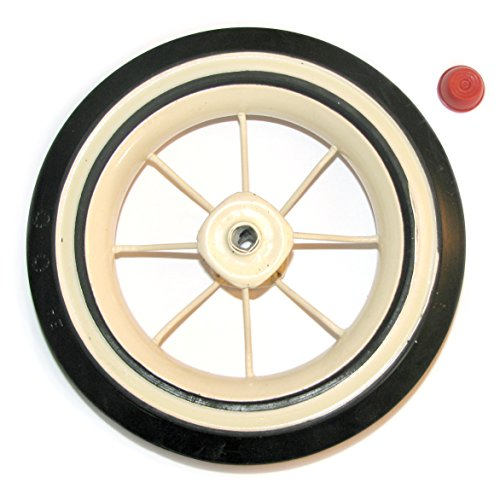 Radio Flyer Tricycle Replacement Rear Wheel/Tire (Fits Models 33 34 34B 34T) Maryland