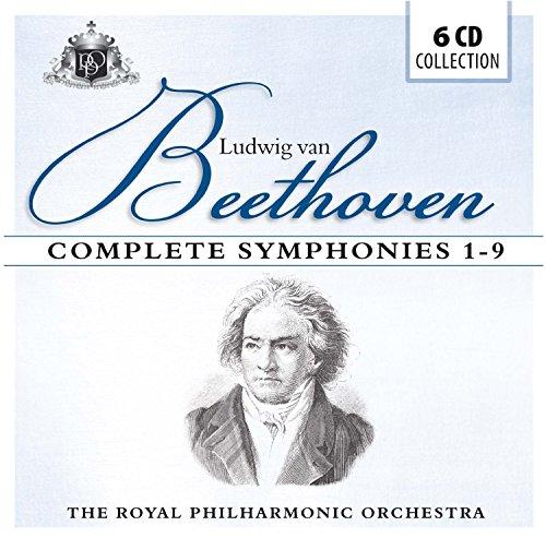 Ludwig van Beethoven: Complete Symphonies 1-9
