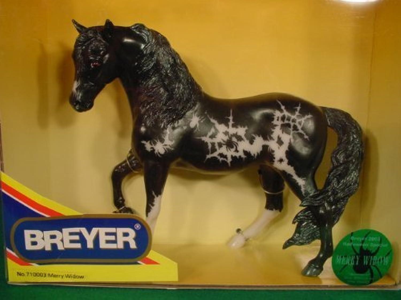Breyer Merry Widow Halloween 2003 by Breyer