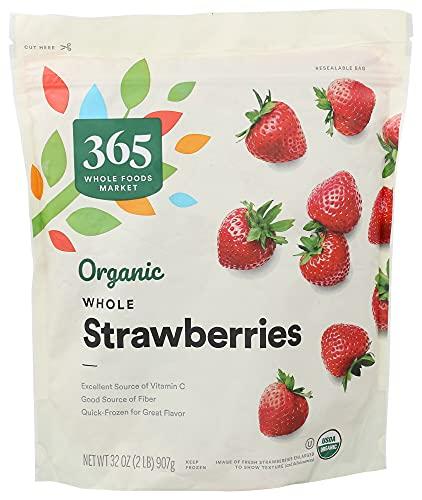 Frozen Strawberries - Truskawki mrożone