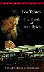 The Death of Ivan Ilyich - Leo Tolstoy Book Cover