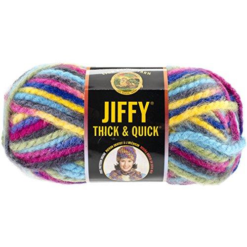 Lion Brand Yarn Jiffy Thick and Quick Yarn