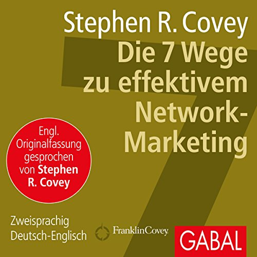 Die 7 Wege zu effektivem Network-Marketing Titelbild