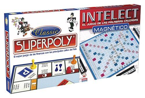 Falomir Superpoly + Intelect magntico, Juego de Mesa, Clsicos (11699)