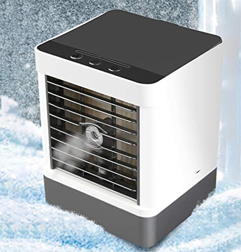 Portable Air Cooler, Air Cooler, Portable Air Conditioner, 3 in 1 Small Personal Space Air Conditioner Cooler And Humidifier, Purifier Portable Mini Air Conditioner, for Home Room Office.