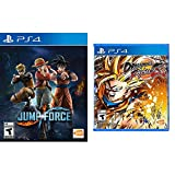 Jump force, Standard Edition - PlayStation 4 & Dragon Ball Fighterz - PlayStation 4