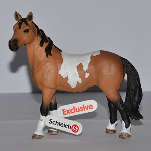 SCHLEICH Exclusive 13788 Pinto Mare Horse Special German Edition 2015