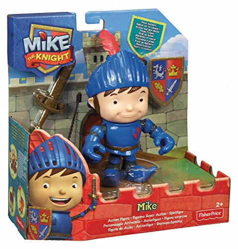 Mattel Fisher-Price Mike der Ritter Spielfigur