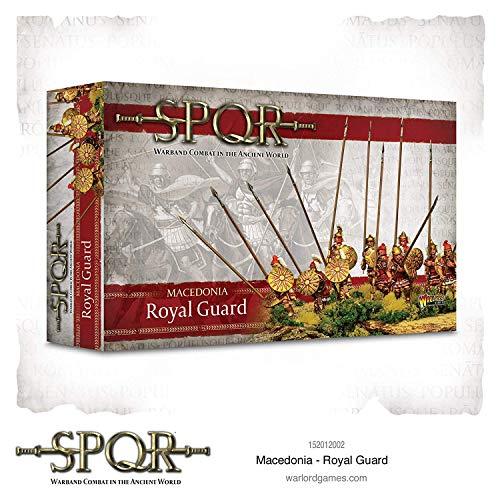 WAR-152012002A - Warlord Games Macedonia - Guardia Real