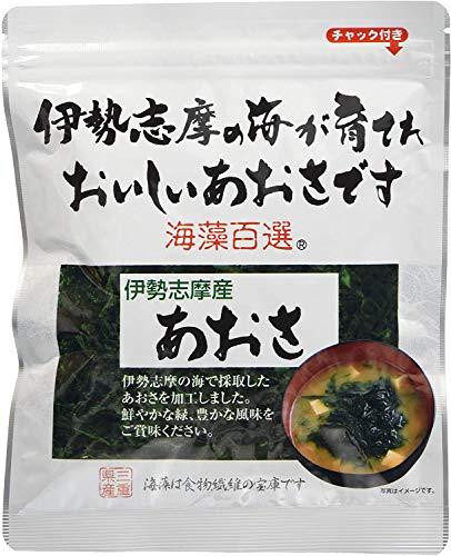 ヤマナカフーズ『海藻百選伊勢志摩産あおさ』(2袋)