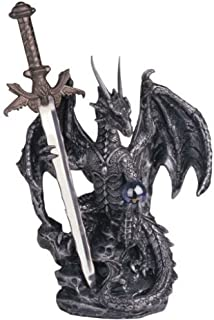 Best George S. Chen Imports SS-G-71329 Dragon Collection with Sword Collectible Fantasy Decoration Figurine Review
