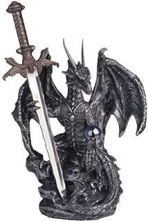 Best dragon figurines metal Reviews