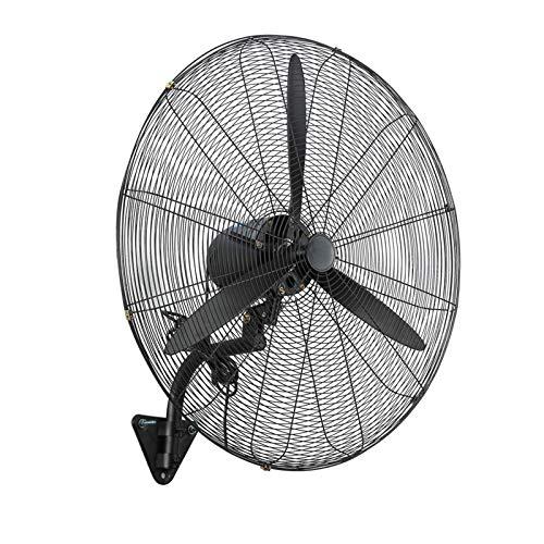 NBSY Ventilador de Pared Industrial de Alta Velocidad, Ventilador Comercial, Ventilador de almacén; 3 velocidades, Potentes Controles mecánicos y Cable de alimentación extendido; 55 cm, 68 cm, 78 cm