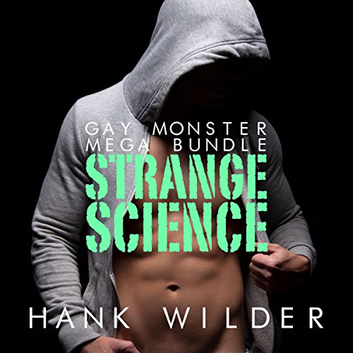 Gay Monster Mega Bundle audiobook cover art