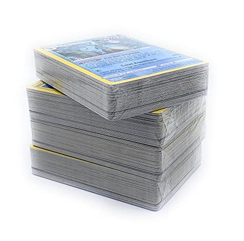 Cartes Pokémon - paquet de 50 cartes aléatoires
