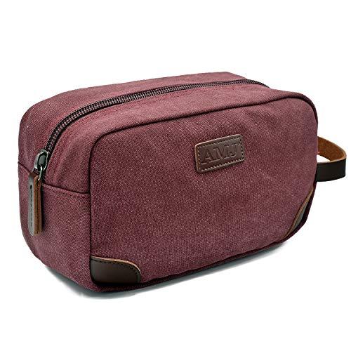 AMJ Travel Toiletry Bag for Men ...