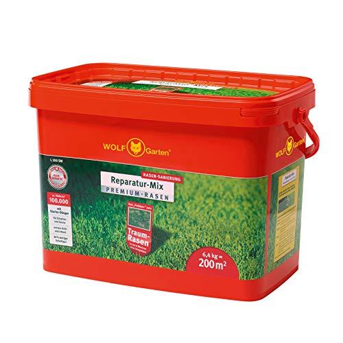 WOLF-Garten - Premium-Rasen plus Aufbau-Dünger L 200 SM; 3810035