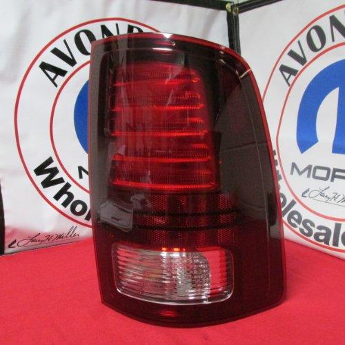 2013-2014 Dodge Ram 1500 2014 2500 3500 Right Rear LED Tail Lamp Mopar OEM