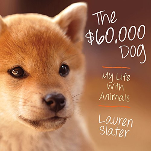 The $60,000 Dog audiobook cover art