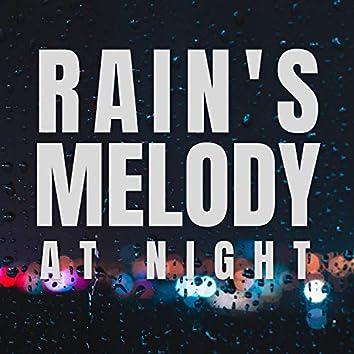 Rain's Melody at Night