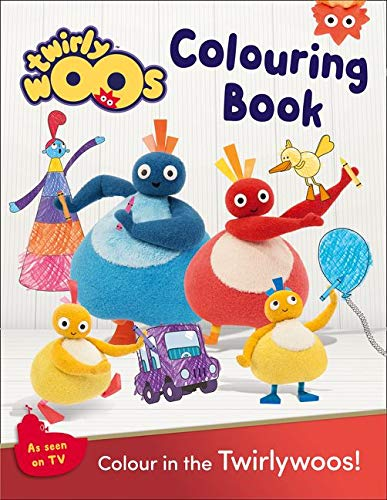 Twirlywoos. Colour And Discover