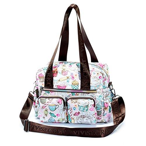 Sincere® Fashion Mobile Messenger sac / épaule / sac étanche Loisirs-3