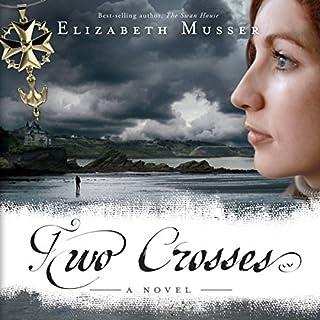 Two Crosses audiobook cover art