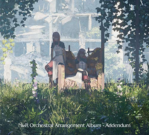 【Amazon.co.jp限定】NieR Orchestral Arrangement Album - Addendum (「NieR Orchestral Arrangement Album - Addendum Special Disc」+Amazonロゴ柄CDペーパーケース付)