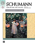 Album for the Young, Op. 68 For the Piano (Alfred Cd Edition)