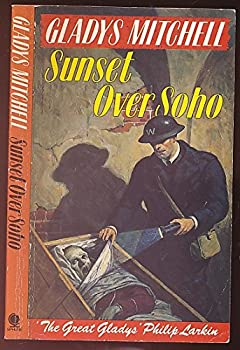 Sunset Over Soho 0747402493 Book Cover