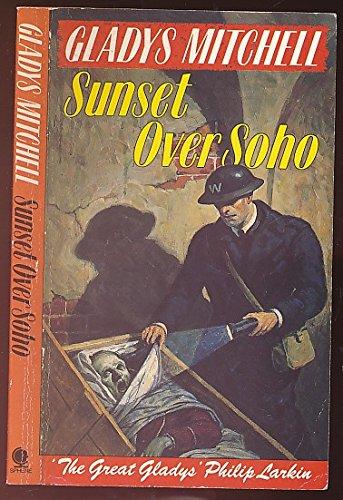 Sunset Over Soho - Book #16 of the Mrs. Bradley